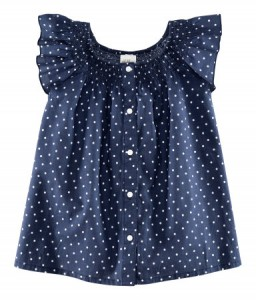 H&M little dots for the little lady